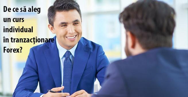 De ce să aleg un curs individual în tranzacţionare Forex?