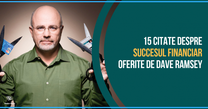 15 citate despre succesul financiar, oferite de Dave Ramsey