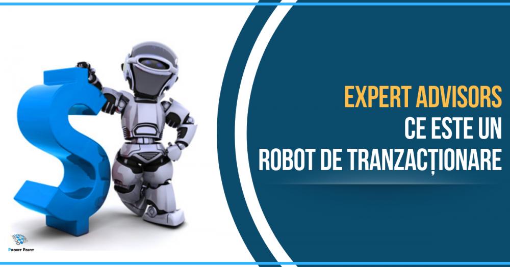 roboți în tranzacționare