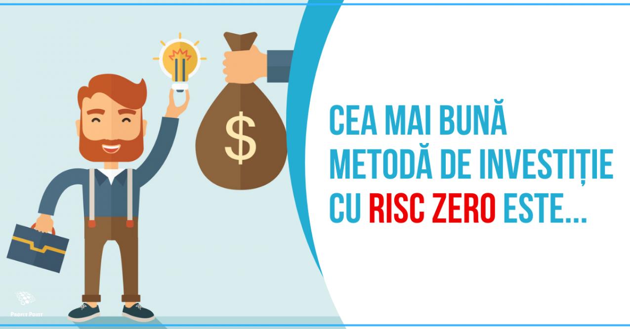 investiția online fără risc
